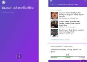 مايكروسوفت تكشف عن النسخة المجددة من تطبيق Cortana لأجهزة iOS