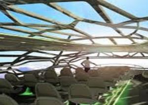 رؤية شركة إيرباص لمقصورات طائرات المستقبل