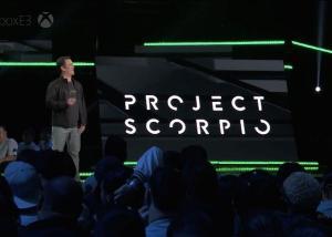 إكس بوكس إسبانيا: جهاز Project Scorpio يحصل على الكثير من الألعاب عند إطلاقه