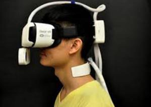 تزويد الواقع الافتراضي بأدوات تحسس الرياح والحرارة