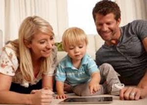 دراسة الأباء والأمهات وقعوا في فخ