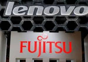 """Fujitsu  "" محادثات مع "" Lenovo "" لتطوير اجهزتها"
