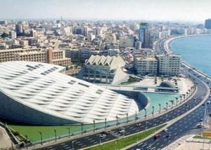 مكتبة الإسكندرية تحتفل باليوم العالمي للمياه
