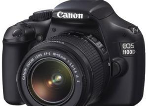 """كاميرا """"  EOS 1100D """""""